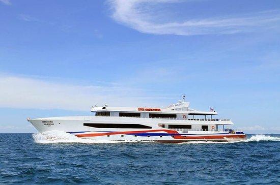 Krabi to Koh Samui by Lomprayah Coach and Laemsor Ferry