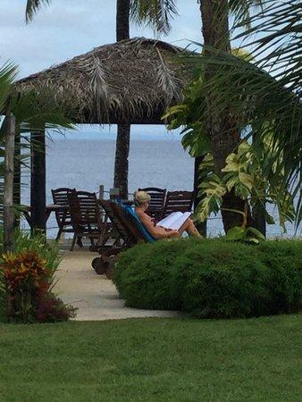 Paradise Taveuni-bild