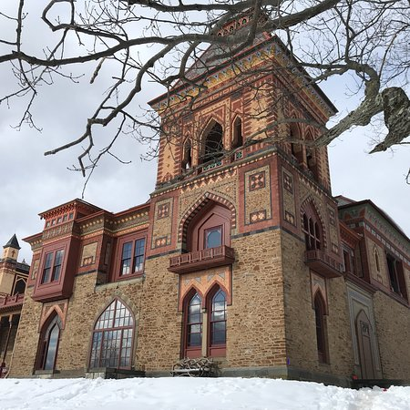 Olana State Historic Site: Beautiful!!! Worth a stop!