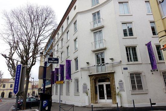 Potret Boutique Hotel Cézanne