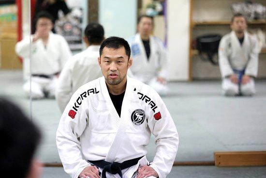 Tri-force Jiujitsu Narimasu