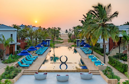 Azaya Beach Resort Goa