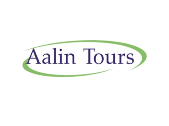 Agra, India: Aalin Tour Official logo