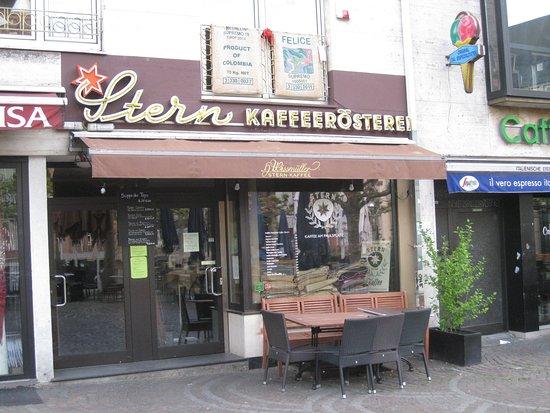 Stern Kaffee: Stern Kaffee am Paulsplatz