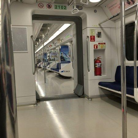 AREX (Airport Railroad Express): photo2.jpg