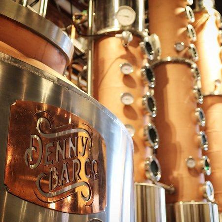 Etna, CA: Denny Bar Company