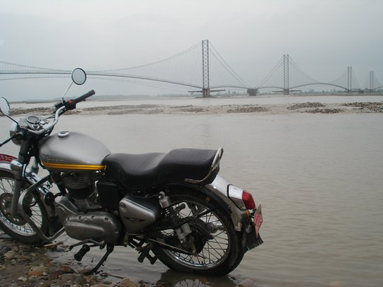 Mahakali Zone, Nepal: The longest suspension bridge of Nepal, Mahakali river