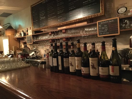 Barababao: まさにイタリアの居酒屋の雰囲気です