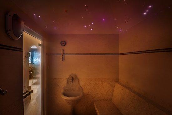Sauna e bagno turco - Picture of Residence Ciasa Planat, San ...