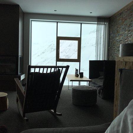 Schönes Hotel direkt im Skigebiet