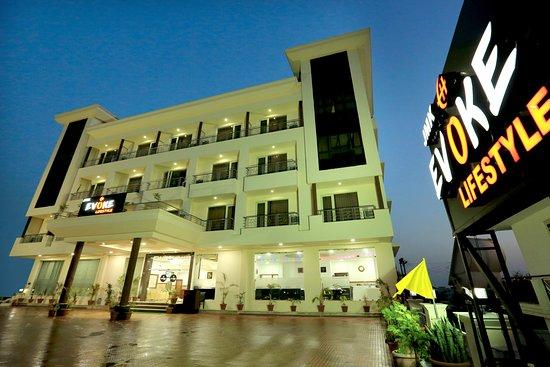 Evoke Lifestyle: Hotel