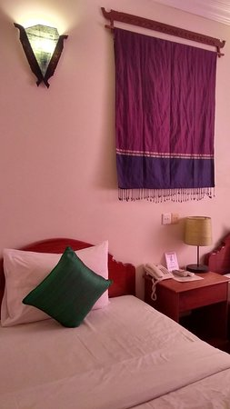 Golden Mango Inn: twin room