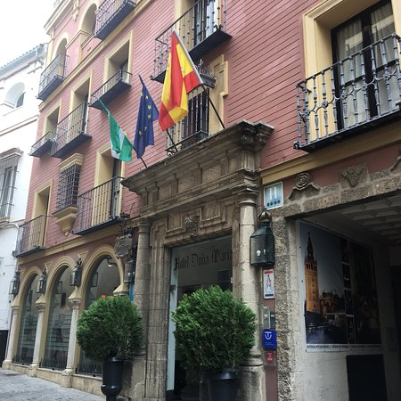 Hotel Dona Maria Seville Reviews