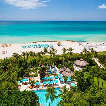 The Palms Hotel  Collins Avenue Miami Beach Fl