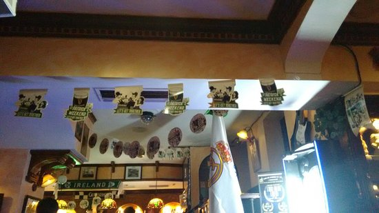 Mulligan's Irish Pub Carabanchel