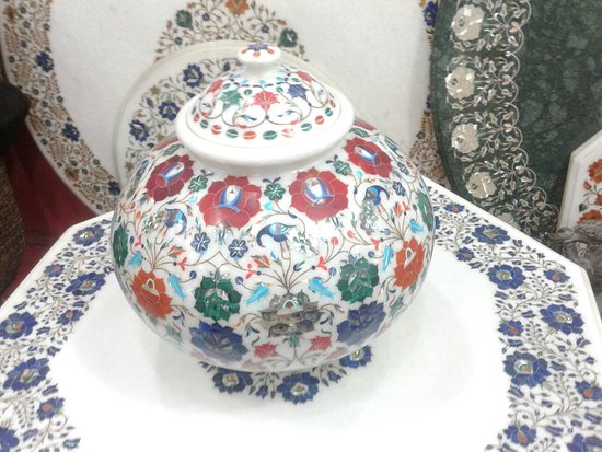 Real marble handicraft - Reviews, Photos - Marble Handicrafts Agra ...
