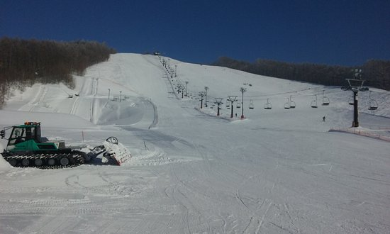 Wassamu Higashiyama Ski Area