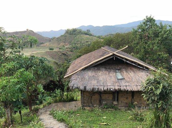 Bamboo Nest de Chiang Rai: bungalow