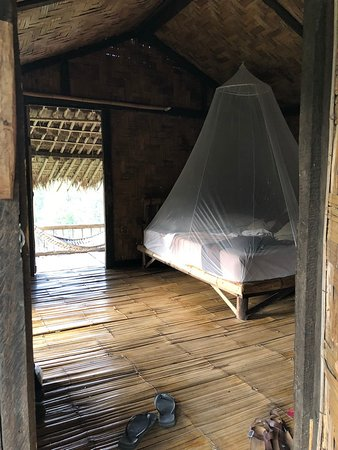 Bamboo Nest de Chiang Rai: simple mais confortable