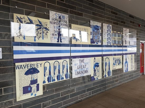 Waverley Line Artwork