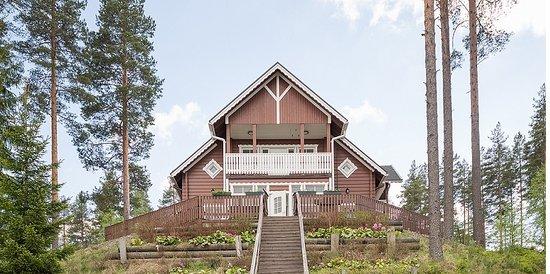 Jamijarvi, Finlândia: Pikku-Itävalta cottage