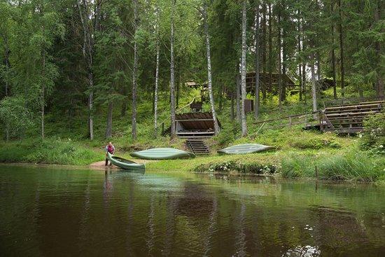 Jamijarvi, Finlândia: Forrest village - Korsukylä