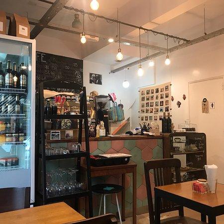 Santa Marta Café : Try the cheesecake!
