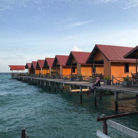 Uncle Chang's Sipadan Mabul Dive Lodge: photo0.jpg