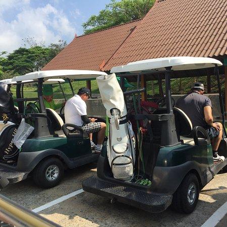 Provinz Rayong, Thailand: Wangjuntr Golf Park