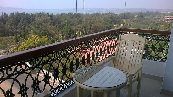 from the balcony picture of varanda do mar panjim tripadvisor