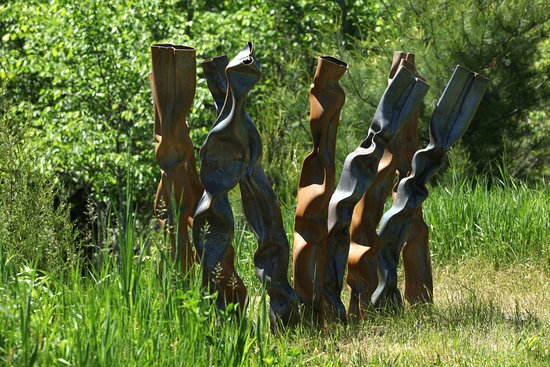 Godfrey Sculpture Park