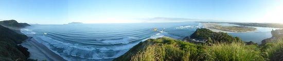 Mangawhai, Nueva Zelanda: Vista Panoramica