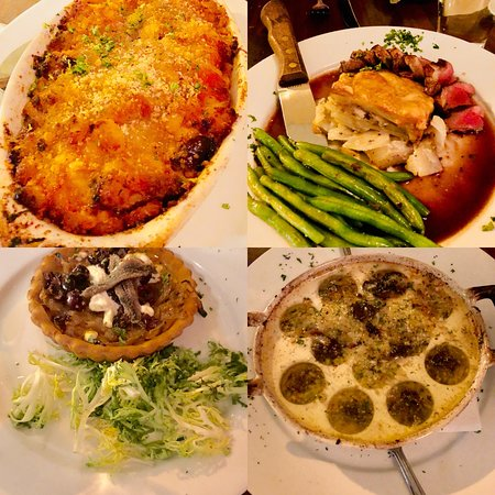 Somerset, Nueva Jersey: Our dinner at Sophie's