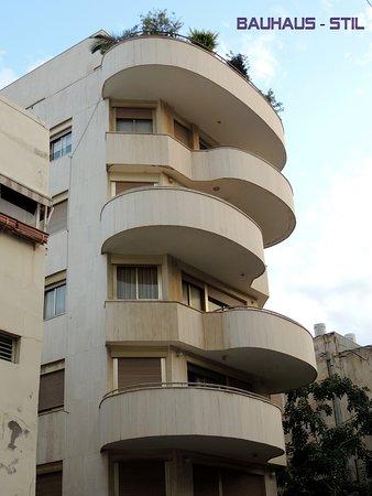 Bauhaus Stil Picture Of White City Tel Aviv Tripadvisor