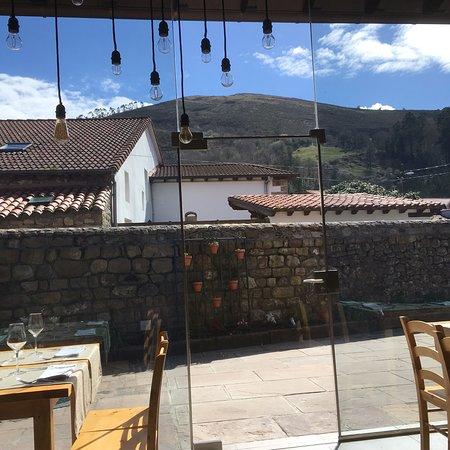 Restaurante gastrobar casa maria en mazcuerras - Restaurante casa maria ...
