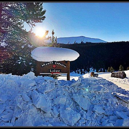 Mount Engadine, Canadá: photo1.jpg