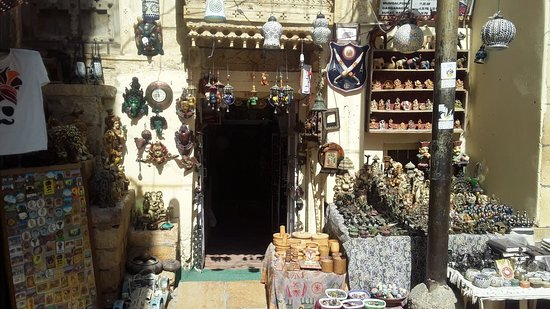 ‪Antique Shop Jaisalmer‬
