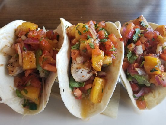 Chadds Ford, PA: Mahi Mahi Tacos
