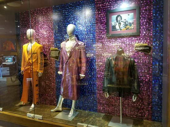 Hard Rock Cafe Mall of America: 20180316_133420_large.jpg