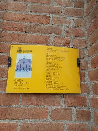 Bondeno, Italien: Spiegazione