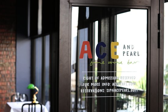 ‪Ace and Pearl Fine Wine Bar‬