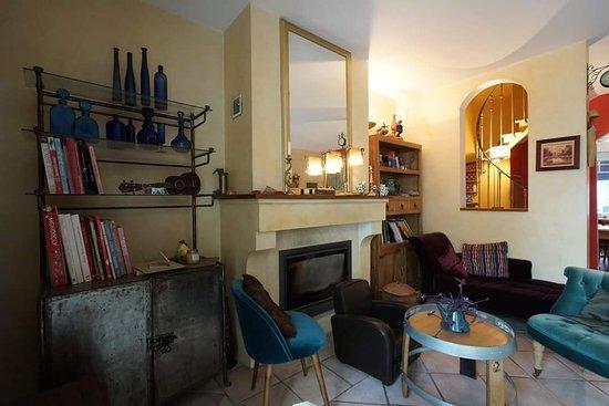 Ferrals-les-Corbieres, Fransa: rez de chaussee