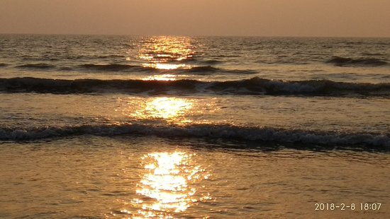 Kunkeshwar, الهند: Kunkeshwar beach Sindhudurg