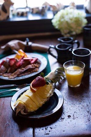 Chestertown, Μέριλαντ: A full country breakfast