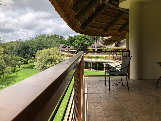 Ilala Lodge: View from our room