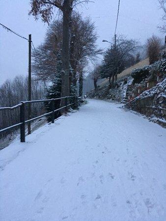 Carenno, Italy: Inverno 2018