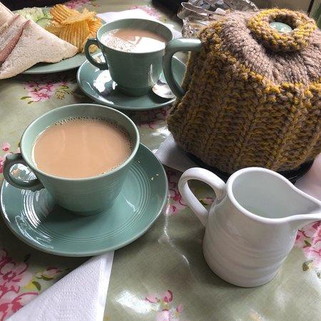 Литтерворт, UK: Tea and much more ...