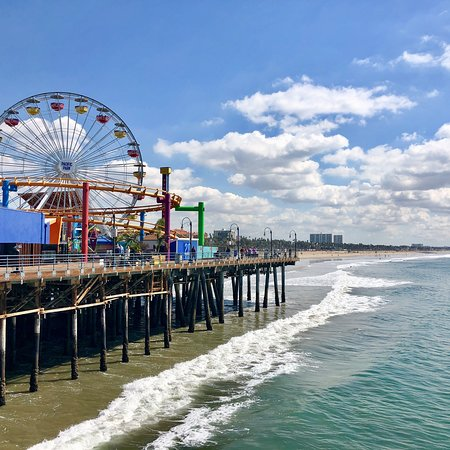 Santa Monica Pier All You Need To Know Before You Go