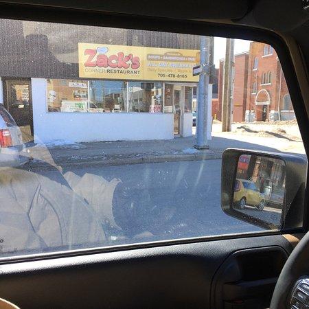 Zack's Corner Restaurant