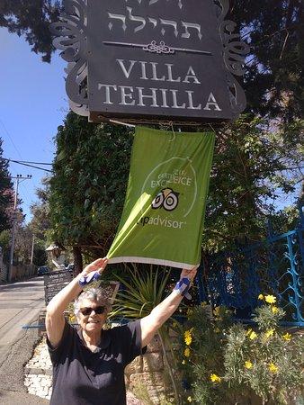 Villa Tehila: excellent in 2015-16-17.